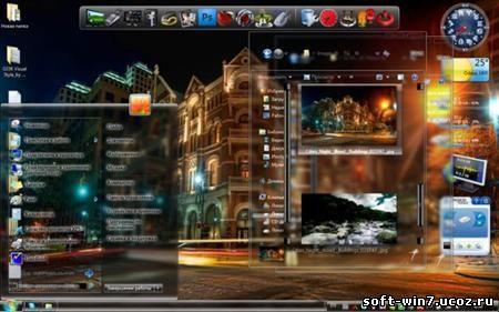 Скачать для рабочи стол windows 7 программы