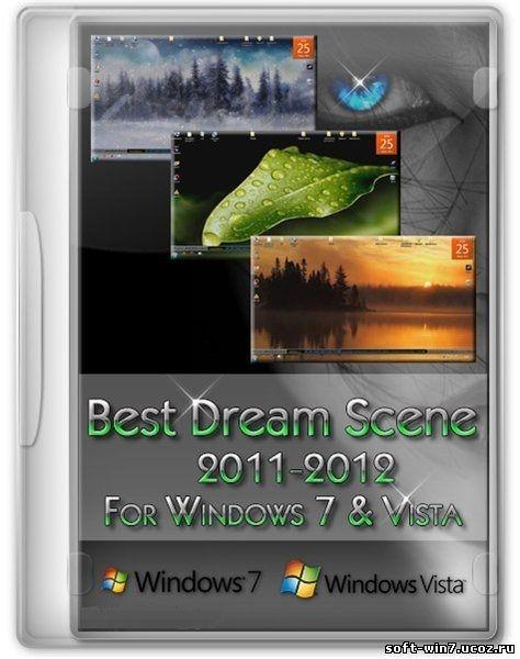Лучшие анимированные обои для Windows 7/Vista (39 шт, 2011-2012)