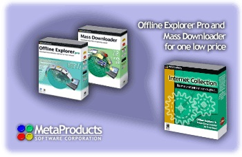 Offline Explorer 5.8.3210 SR3 (Multilanguage/Rus, 2010)